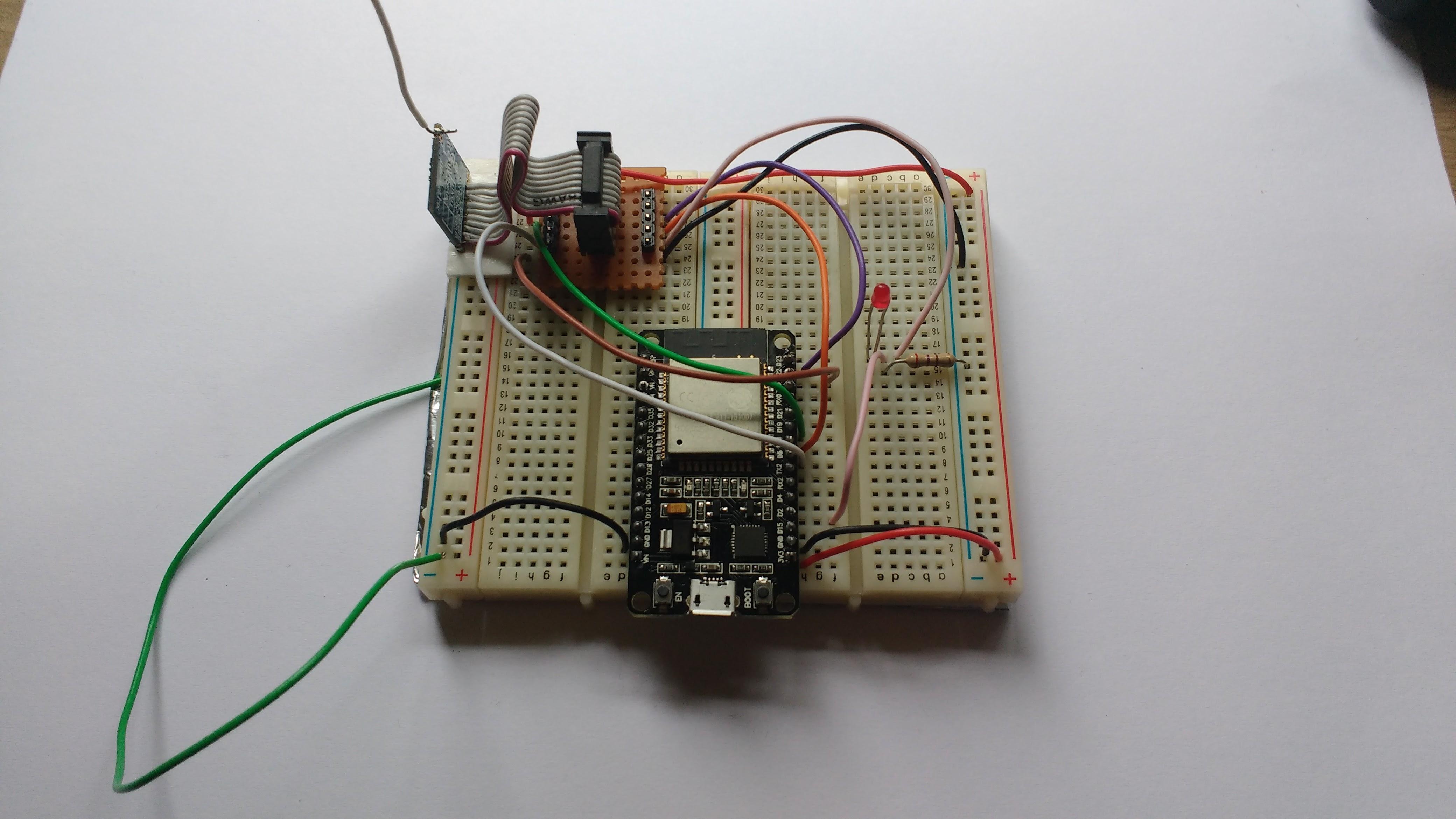 ESP32_SX1278Module