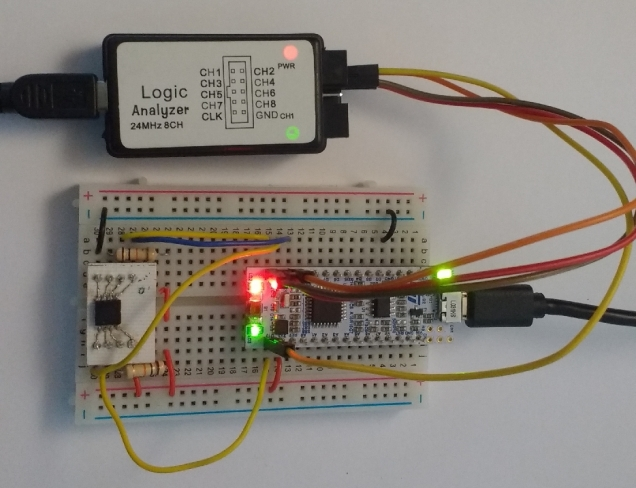 breadboard_spi_flash_stm32l031